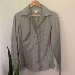 BANANA Republic Button Down L